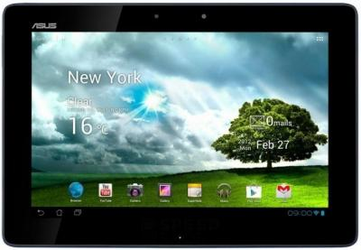 Планшет Asus Eee Pad Transformer TF300TG-1G065A 3G 32GB Doc Red  - фронтальный вид