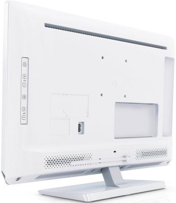 Телевизор Philips 22PFL3517T/60 - вид сзади