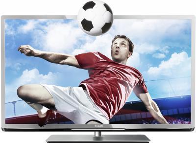 Телевизор Philips 55PFL5507T/12 - вид спереди