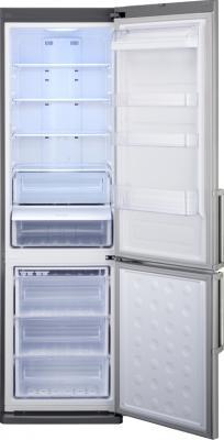 Холодильник с морозильником Samsung RL50RRCIH1 - внутренний вид