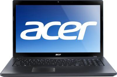 Ноутбук Acer Aspire 7739G-564G50Mnkk (NX.RULEU.005) - фронтальный вид