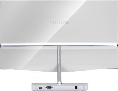 Монитор Philips 239C4QHSW - вид сзади