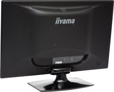 Монитор Iiyama ProLite E2773HDS-B1 - вид сзади