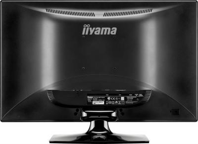 Монитор Iiyama ProLite G2773HS-B1 - вид сзади
