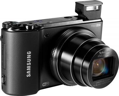 Компактный фотоаппарат Samsung WB850F (EC-WB850FBPBRU) Black - общий вид