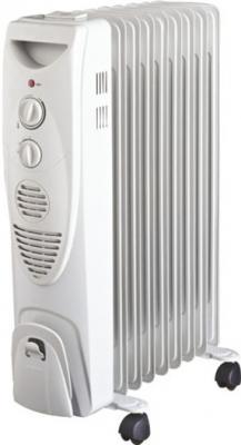 Масляный радиатор VES TRG 12 HO - общий вид