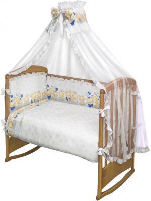 Комплект в кроватку Perina София С7-01.0 (Игрушки) - общий вид