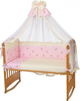 Комплект в кроватку Perina София С6-03.3 (Пчелки) - балдахин в комплект не входит
