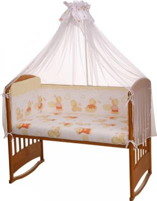 Комплект в кроватку Perina Ева Е7-01.2 (Мишки) - общий вид
