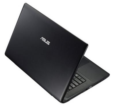 Ноутбук Asus X75VD (90NCOC218W16326013AU) - общий вид