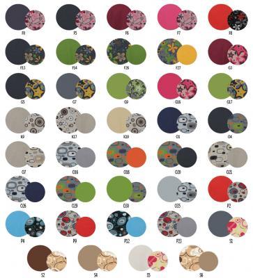 Детская универсальная коляска Bebetto Vulcano (D1L/ALU) - эксклюзивные варианты расцветок