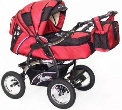 Детская универсальная коляска Bebetto Tiger (D2LKR/H1) - общий вид