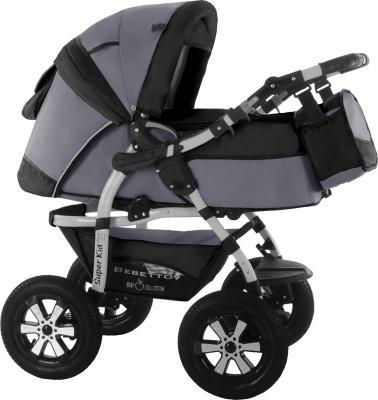 Детская универсальная коляска Bebetto Super Kid (SKR/H1) - общий вид