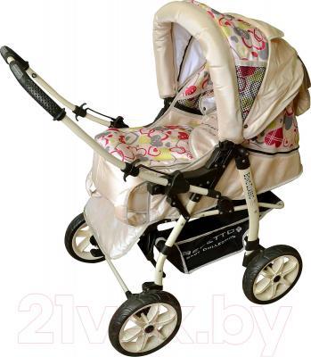 Детская универсальная коляска Bebetto Воno Classic (SK) - общий вид