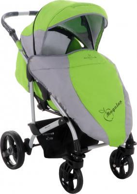 Детская прогулочная коляска Bebetto Magelan (SL/ALU) - общий вид