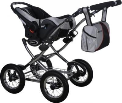 Детская универсальная коляска Izacco Z2 VIP Line - люлька