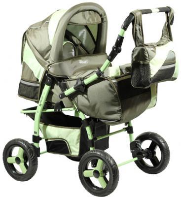 Детская универсальная коляска Izacco Z6 (колеса пластиковые) - общий вид