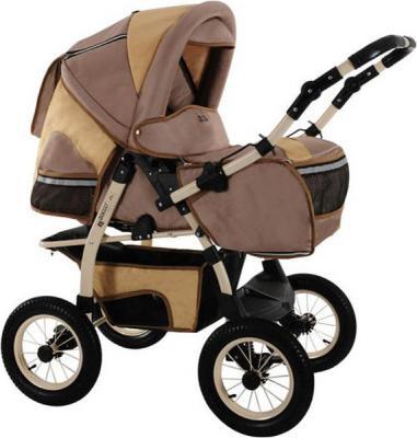 Детская универсальная коляска Izacco Z6 (колеса надувные на спицах) - общий вид