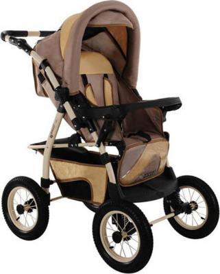 Детская универсальная коляска Izacco Z6 (колеса надувные на спицах) - сиденье
