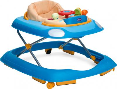 Ходунки Chicco Band Baby Walker (Dinofood) - общий вид