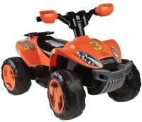 Детский квадроцикл Полесье Molto Elite 3 / 35899 (оранжевый) -