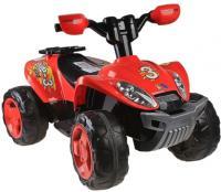 Детский квадроцикл Полесье Molto Elite 3 / 35905 (красный) -