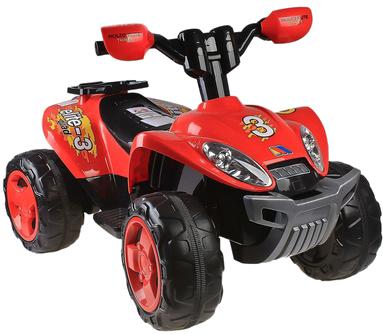 Детский квадроцикл Полесье Molto Elite 3 (R) - общий вид