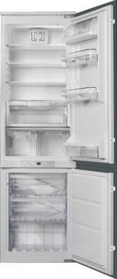 Холодильник с морозильником Smeg CR329PZ - общий вид
