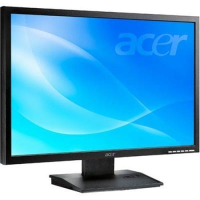 Монитор Acer V193WLAOB (ET.CV3WE.A13) - общий вид