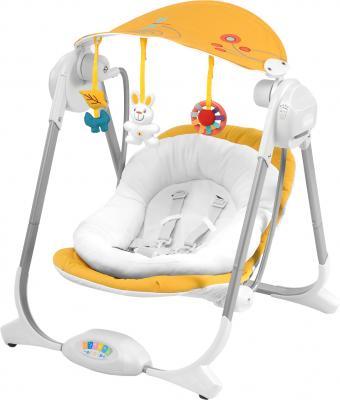 Качели для новорожденных Chicco Polly Swing Gold - общий вид
