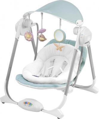 Качели для новорожденных Chicco Polly Swing Skylight - общий вид