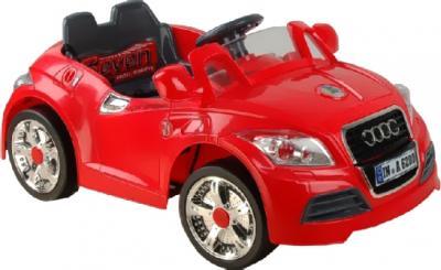 Детский автомобиль KinderKraft ChuChu Audi TT Red - общий вид