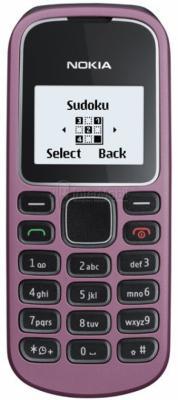 Мобильный телефон Nokia 1280 Orchid - общий вид