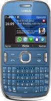 Мобильный телефон Nokia Asha 302 Midnight Blue -