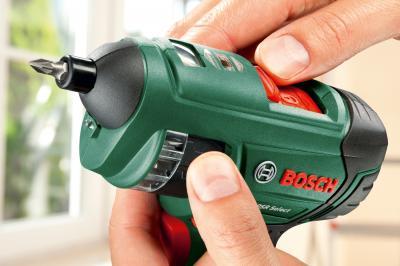 Аккумуляторный шуруповерт Bosch PSR Select (0.603.977.020) - вид сбоку