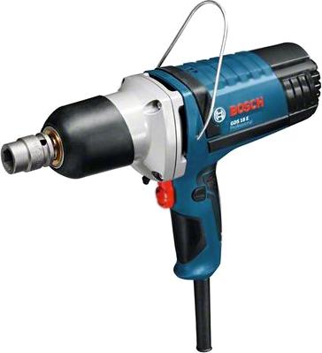 Профессиональный гайковерт Bosch GDS 18 E Professional (0.601.444.000) - общий вид