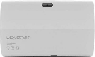 Планшет Wexler TAB 7i 3G 8GB White - вид сзади