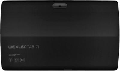 Планшет Wexler TAB 7i 3G 8GB (Black) - вид сзади