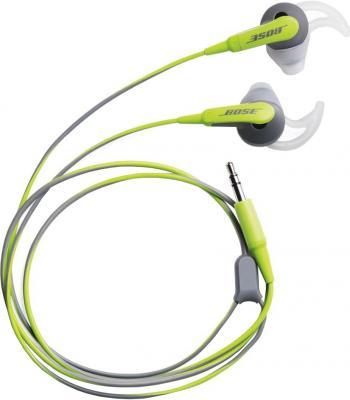 Наушники-гарнитура Bose SIE2i (Green) - общий вид