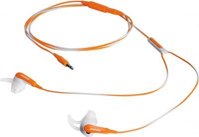Наушники-гарнитура Bose SIE2i (Orange) - общий вид