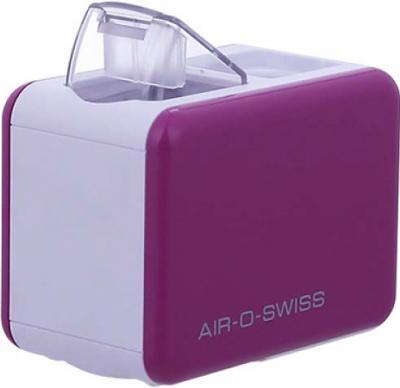 Ультразвуковой увлажнитель воздуха Boneco Air-O-Swiss U7146 (фиолетовый) - общий вид