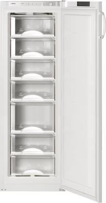 Морозильник ATLANT М 7204-090 - внутренний вид