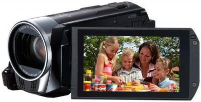 Видеокамера Canon Legria HF R36 Black - дисплей