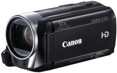 Видеокамера Canon Legria HF R38 - общий вид