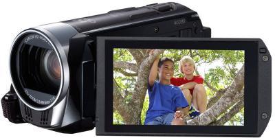 Видеокамера Canon LEGRIA HF R306 - дисплей
