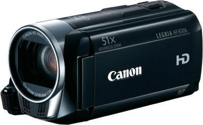 Видеокамера Canon LEGRIA HF R306 - общий вид