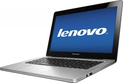 Ноутбук Lenovo IdeaPad U310 (59338268) - общий вид