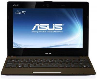 Ноутбук Asus Eee PC X101CH-BRN004U - фронтальный вид