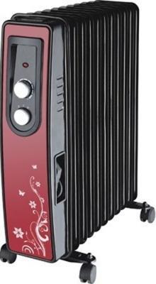 Масляный радиатор Eco FHD15-7 Design - общий вид