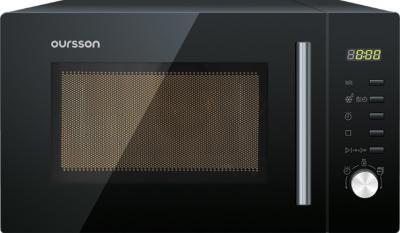 Микроволновка Oursson MD2000/BL - общий вид